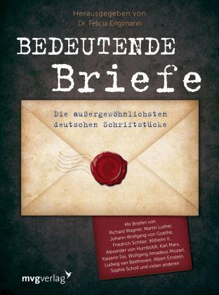 Briefe Von Wagner : Bedeutende briefe von felicia englmann buch buecher
