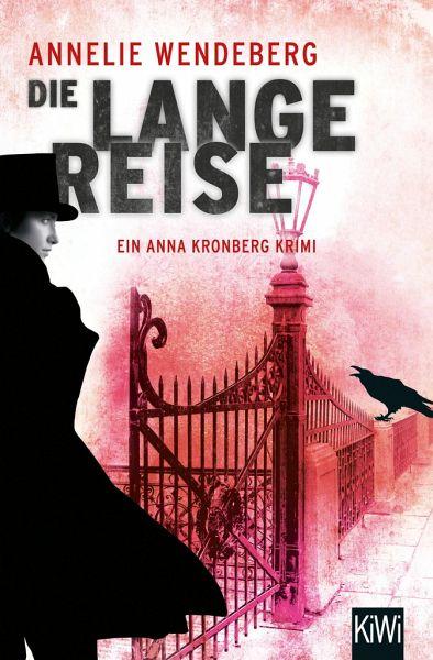 Buch-Reihe Anna Kronberg & Sherlock Holmes von Annelie Wendeberg