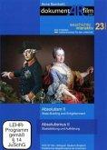 Absolutismus II / Absolutism II, 1 DVD