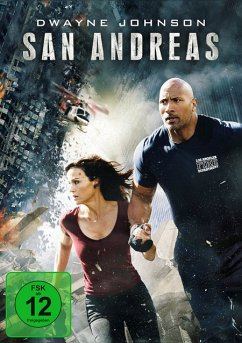 "San Andreas - ""Dwayne """"The Rock"""" Johnson"",Carla..."