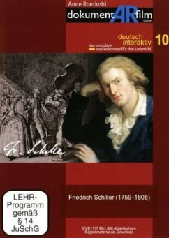 Friedrich Schiller (1759-1805), DVD