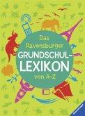 Das Ravensburger Grundschullexikon von A - Z (Mängelexemplar)