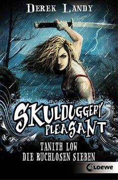 Tanith Low: Die ruchlosen Sieben / Skulduggery Pleasant Bd.7.5 (eBook, ePUB) - Landy, Derek