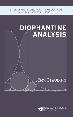 Diophantine Analysis (eBook, PDF) - Steuding, Jorn