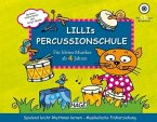Lillis Percussionschule, m. Audio-CD