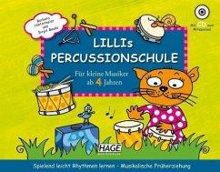 Lillis Percussionschule, m. Audio-CD - Hintermeier, Barbara; Baude, Birgit