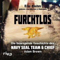 Furchtlos, Audio-CD - Blehm, Eric