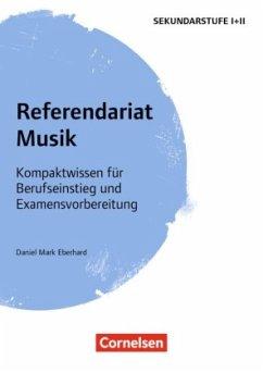 Fachreferendariat Sekundarstufe I und II. Musik