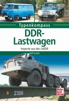 DDR-Lastwagen - Kunkel, Ralf