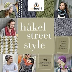 myboshi Häkel-Street-Style - Jaenisch, Thomas;Rohland, Felix