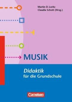 Fachdidaktik für die Grundschule: Musik