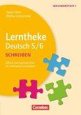 Lerntheke - Deutsch: Schreiben: 5/6