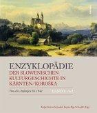 Enzyklopädie der slowenischen Kulturgeschichte in Kärnten/Koroska, 3 Teile