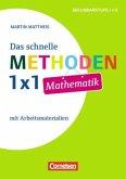 Fachmethoden: Das schnelle Methoden-1x1 Mathematik