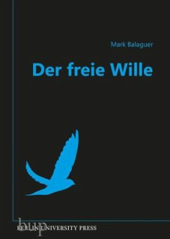 Der freie Wille - Balaguer, Mark