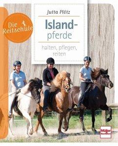 Islandpferde - Plötz, Jutta