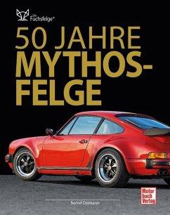 Die Mythos-Felge wird 50 Jahre - Ostmann, Bernd