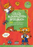 Lillis Blockflöten Spielbuch, m. Audio-CD