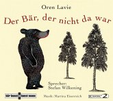 Der Bär, der nicht da war, Audio-CD