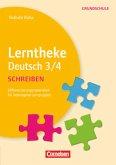Lerntheke Grundschule - Deutsch: Schreiben 3/4