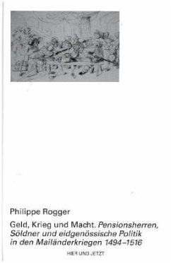 Geld, Krieg und Macht - Rogger, Philippe