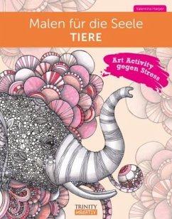 Malen für die Seele - Tiere - Harper, Valentina