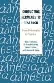 Conducting Hermeneutic Research
