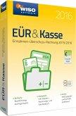 WISO EÜR und Kasse 2016 inklusive Fahrtenbuch und Rechnungsprogramm