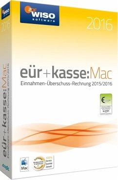 WISO Eür und Kasse: Mac 2016, Angebote und Rechnungen schreiben