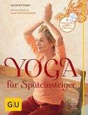 Yoga für Späteinsteiger (mit DVD)