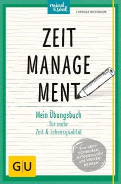 Zeitmanagement - Nussbaum, Cordula