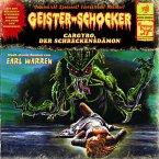 Cargyro, der Schreckensdämon / Geister-Schocker Bd.57 (Audio-CD)