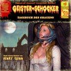 Tagebuch des Grauens / Geister-Schocker Bd.59 (Audio-CD)