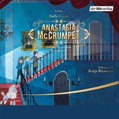 Anastasia McCrumpet und der Tag, an dem die Unke rief / Anastasia McCrumpet Bd.1 (MP3-Download) - Grant, Holly