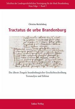 Tractatus de urbe Brandenburg (eBook, PDF) - Meckelnborg, Christina