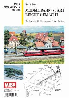 Modellbahn Start leicht gemacht (eBook, PDF)