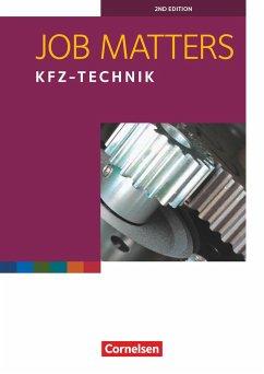 Job Matters A2 Kfz-Technik. Arbeitsheft