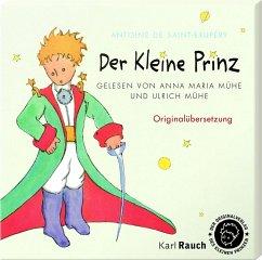 Der Kleine Prinz, 2 Audio-CDs - Saint-Exupéry, Antoine de