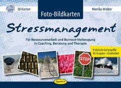 Foto-Bildkarten Stressmanagement - Wieber, Monika