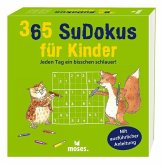 365 Sudokus für Kinder