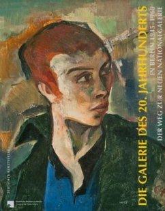 Die Galerie des 20. Jahrhunderts in Berlin 1945-1968 - Strzoda, Hanna