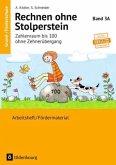 Zahlenraum bis 100 ohne Zehnerübergang / Rechnen ohne Stolperstein Bd.3A
