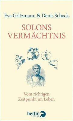 Solons Vermächtnis (eBook, ePUB) - Gritzmann, Eva; Scheck, Denis