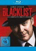 The Blacklist - Die komplette zweite Season BLU-RAY Box