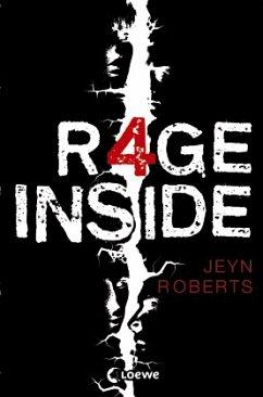 Rage Inside / Inside Bd.2 (Mängelexemplar) - Roberts, Jeyn