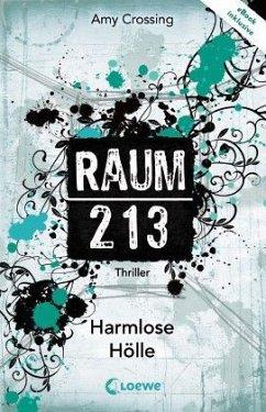 Harmlose Hölle / Raum 213 Bd.1 (Mängelexemplar)