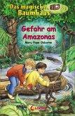 Gefahr am Amazonas / Das magische Baumhaus Bd.6 (eBook, ePUB)
