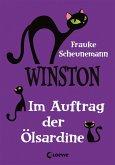Im Auftrag der Ölsardine / Winston Bd.4 (eBook, ePUB)