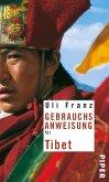 Gebrauchsanweisung für Tibet (eBook, ePUB)