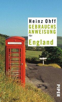 Gebrauchsanweisung für England (eBook, ePUB) - Ohff, Heinz